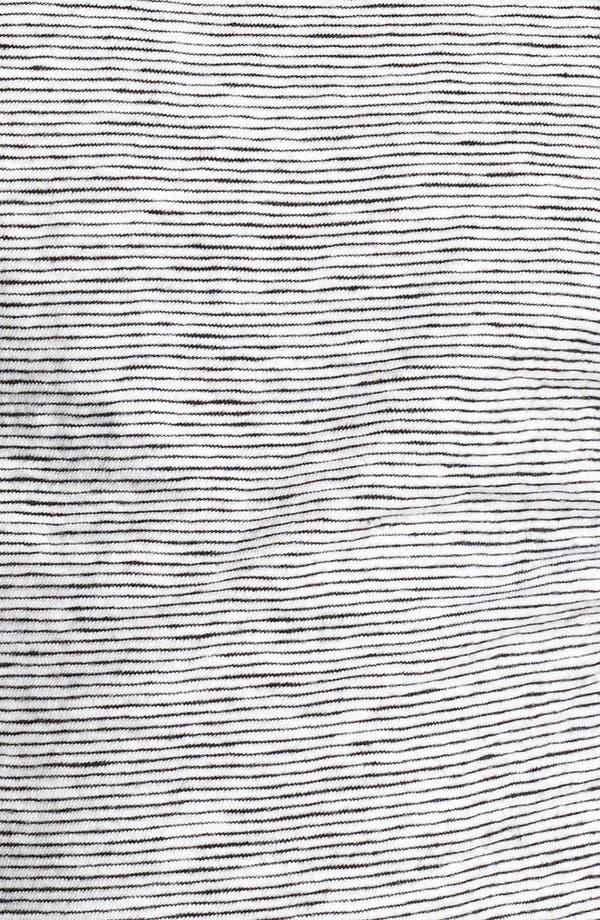 Alternate Image 3  - Billy Reid Stripe Crewneck Sweatshirt