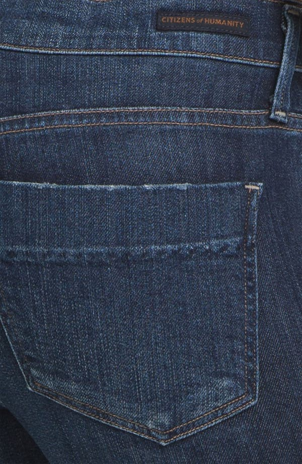Alternate Image 3  - Citizens of Humanity 'Emmanuele' Slim Bootcut Jeans (Taboo)
