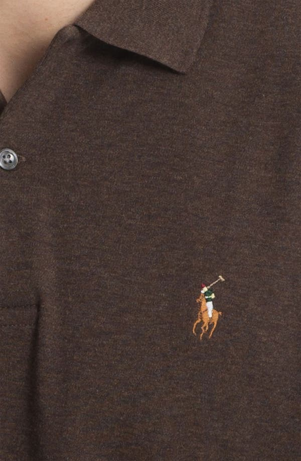Alternate Image 3  - Polo Ralph Lauren Regular Fit Polo