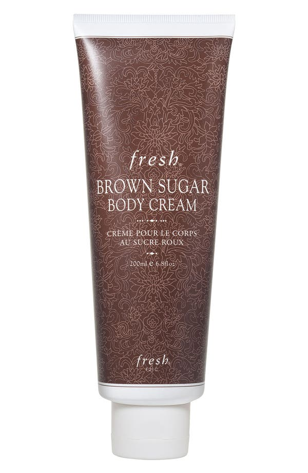Alternate Image 1 Selected - Fresh® Brown Sugar Body Cream