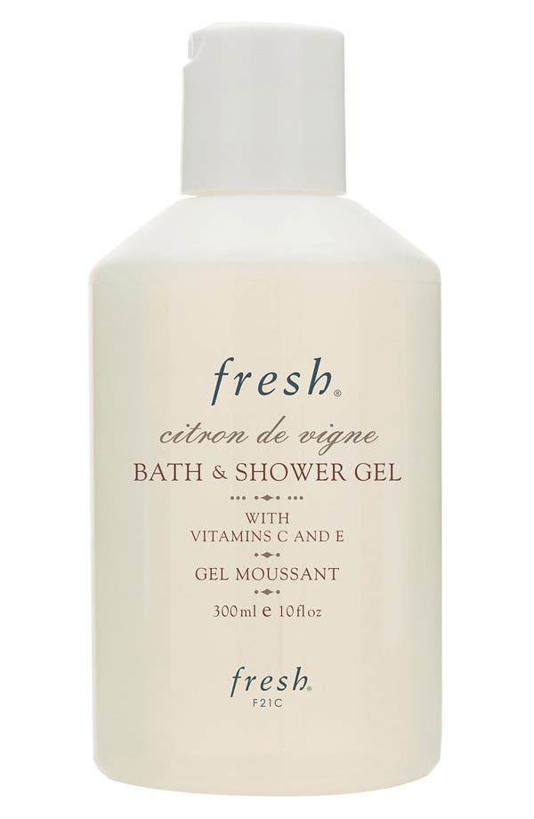 Alternate Image 1 Selected - Fresh® Citron de Vigne Bath & Shower Gel