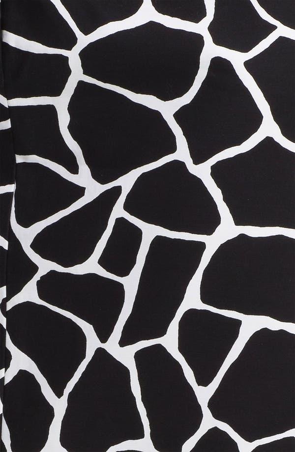 Alternate Image 3  - MICHAEL Michael Kors Giraffe Print Pencil Skirt (Plus)
