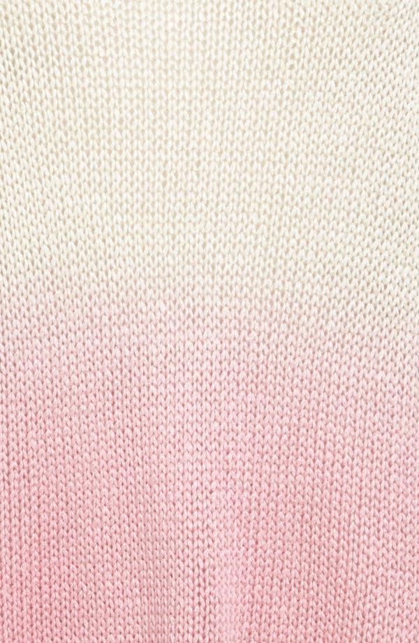 Alternate Image 4  - MINKPINK 'Melting Moments' Dip Dye Sweater