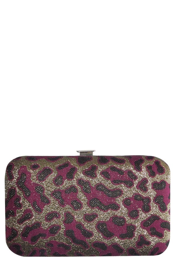 Alternate Image 1 Selected - Top Choice 'Leopard' Nail Kit