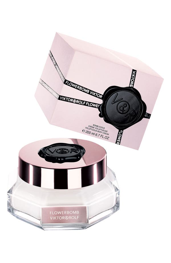 Alternate Image 2  - Viktor&Rolf Flowerbomb Bomblicious Body Crème