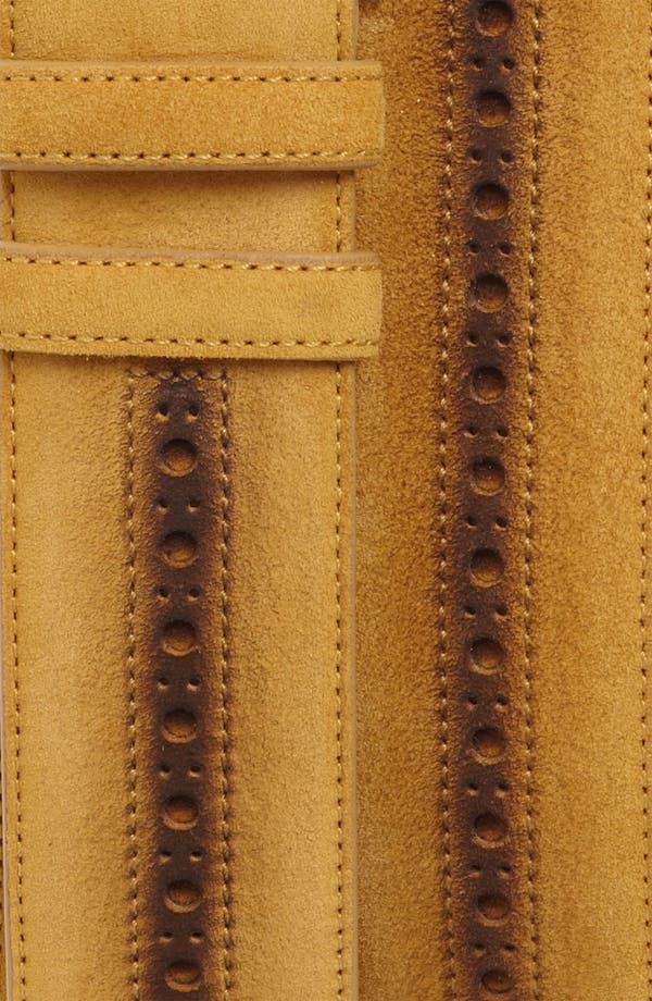 Alternate Image 2  - Mezlan Suede Belt