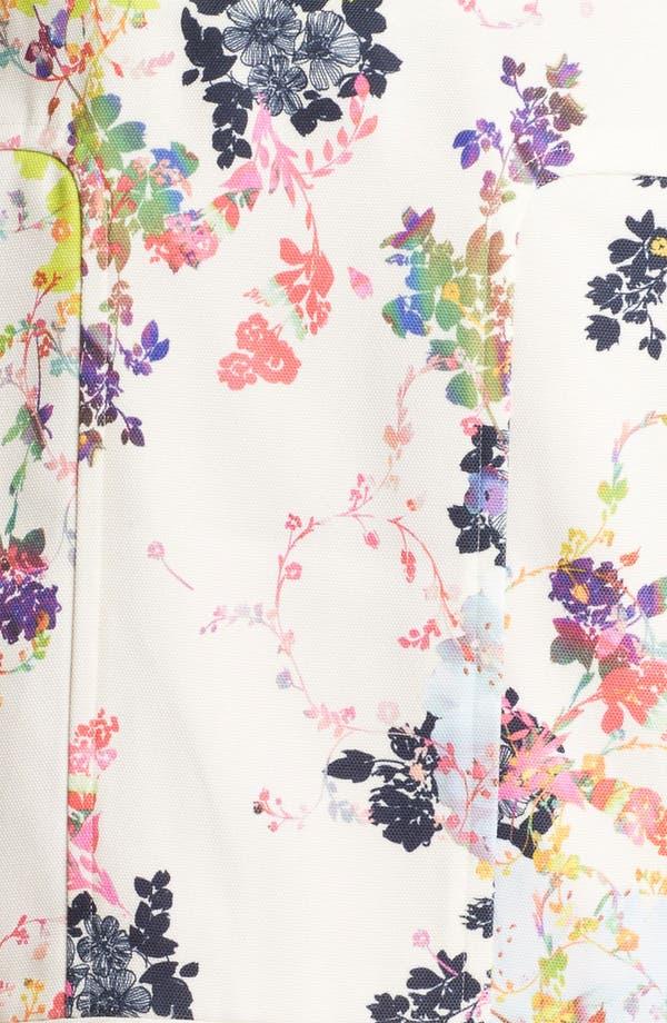Alternate Image 3  - Ted Baker London 'Summer Bloom' Print Jacket