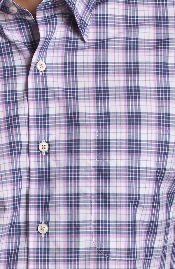 Alternate Image 3  - Peter Millar 'Portofino' Regular Fit Sport Shirt