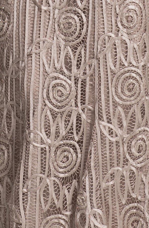 Alternate Image 4  - Soulmates Three Piece Crochet Silk Skirt Set
