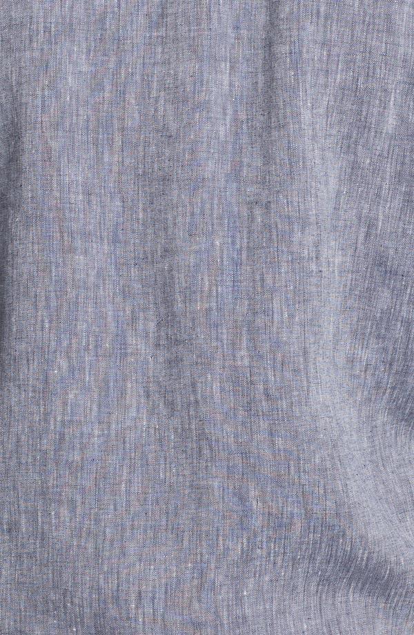 Alternate Image 3  - Lacoste Linen Shirt
