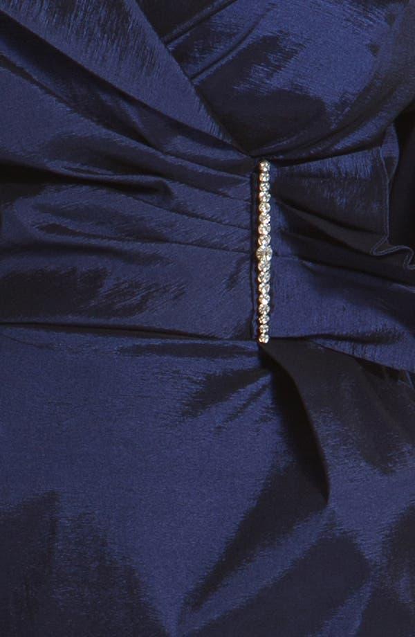 Alternate Image 3  - Alex Evenings Embellished Sheath Dress (Plus Size)