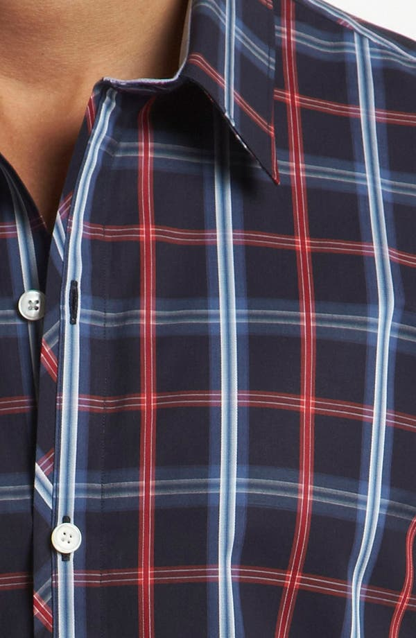 Alternate Image 3  - Kenson 'Seventh Seal' Regular Fit Sport Shirt