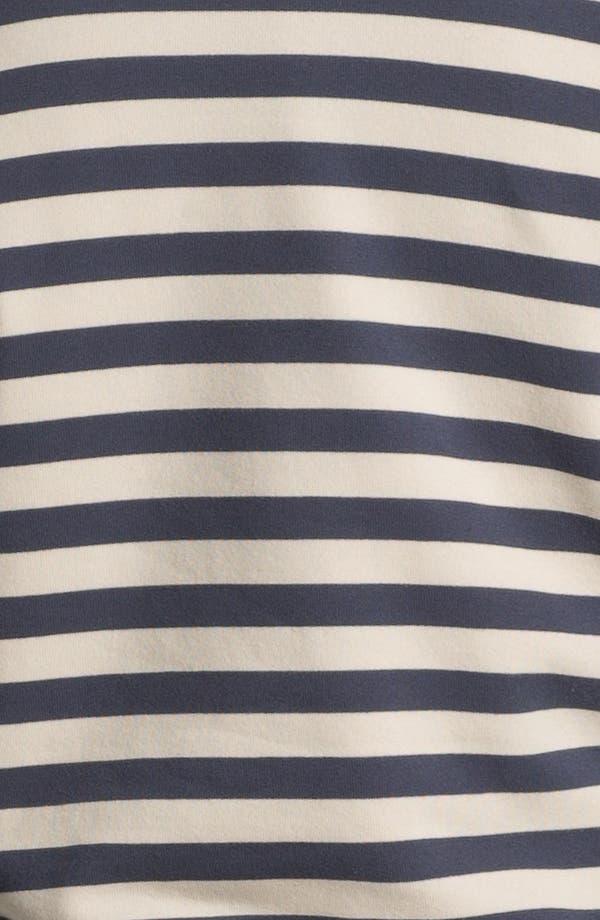 Alternate Image 3  - Obey 'Dano' Stripe Crewneck Sweatshirt