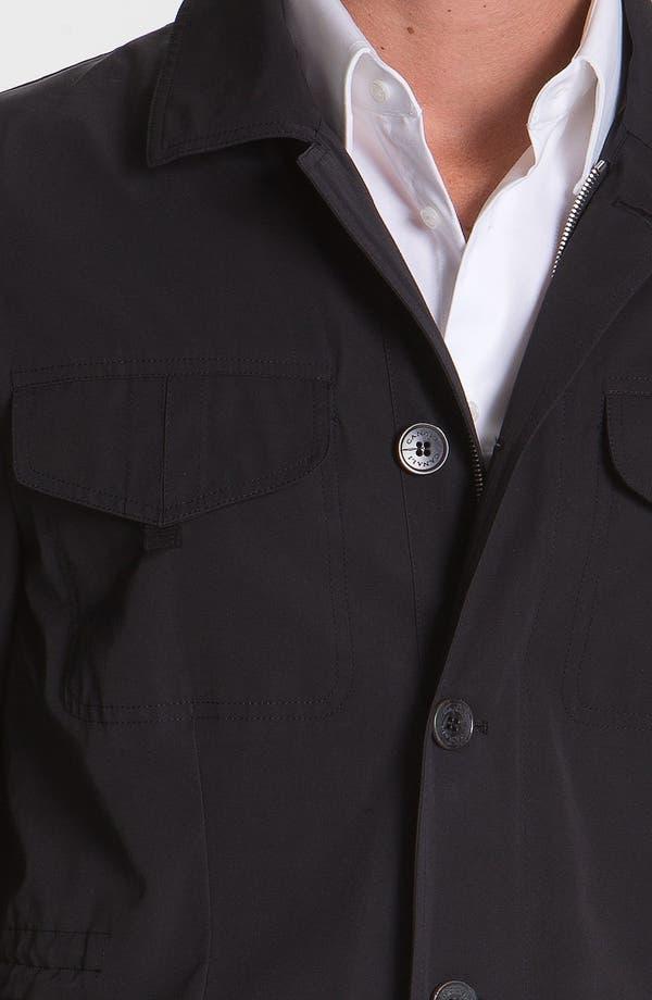 Alternate Image 3  - Canali Tech Jacket