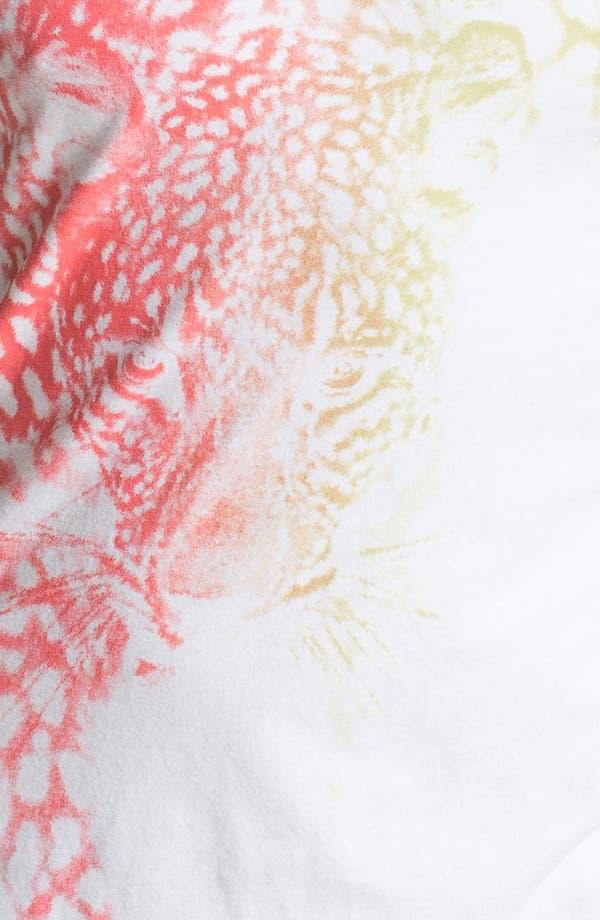 Alternate Image 3  - Just Cavalli Cheetah Graphic T-Shirt