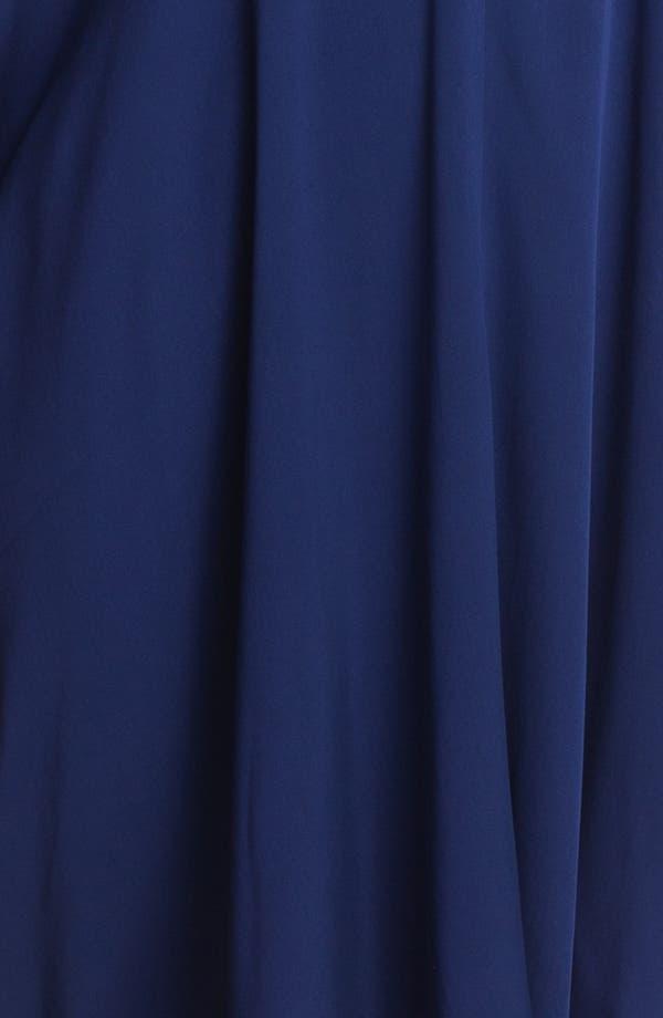 Alternate Image 3  - Vince Oversized Stretch Silk Shift Dress