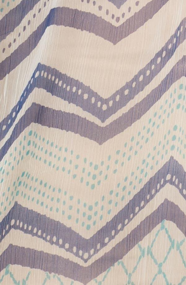 Alternate Image 3  - Lucky Brand 'Terrenea' Stripe Blouse (Plus Size)
