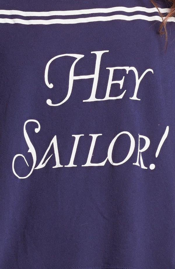 Alternate Image 3  - Wildfox 'Hey Sailor!' Tee