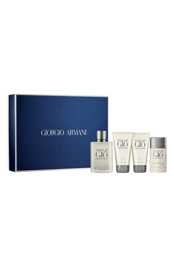 Alternate Image 1 Selected - Acqua di Giò pour Homme Set ($147 Value)
