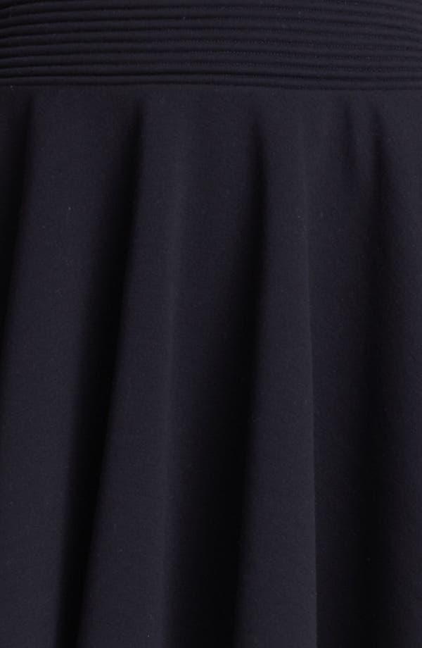 Alternate Image 3  - Oscar de la Renta Flared Knit Skirt