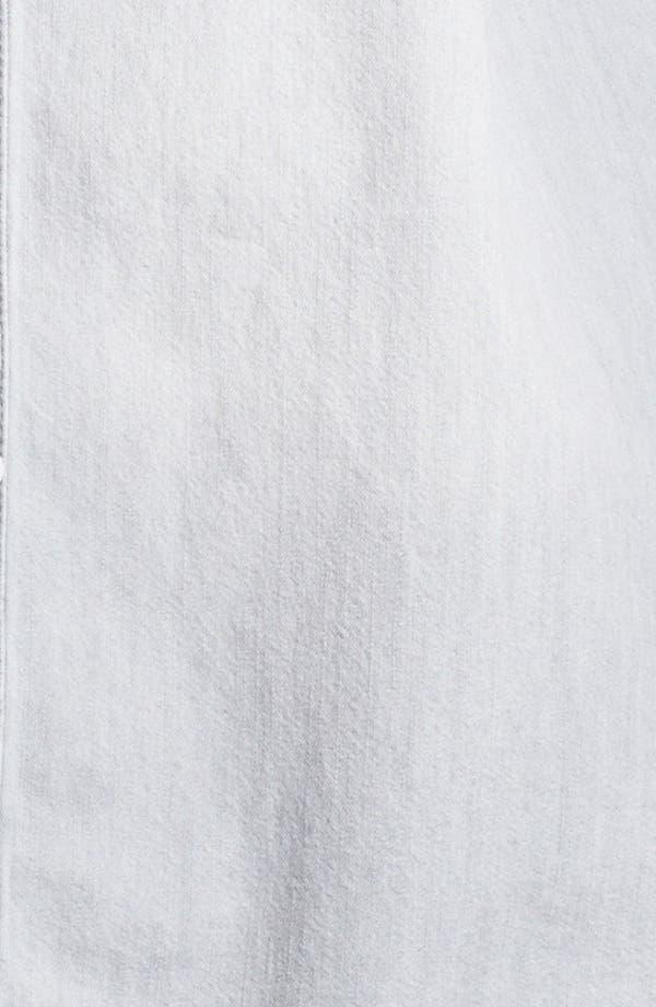 Alternate Image 3  - BP. Boyfriend Chambray Shirt (Juniors)
