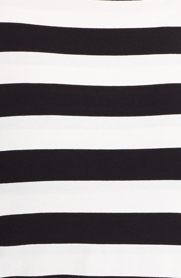 Alternate Image 3  - Vince Camuto Stripe Midi Tube Skirt