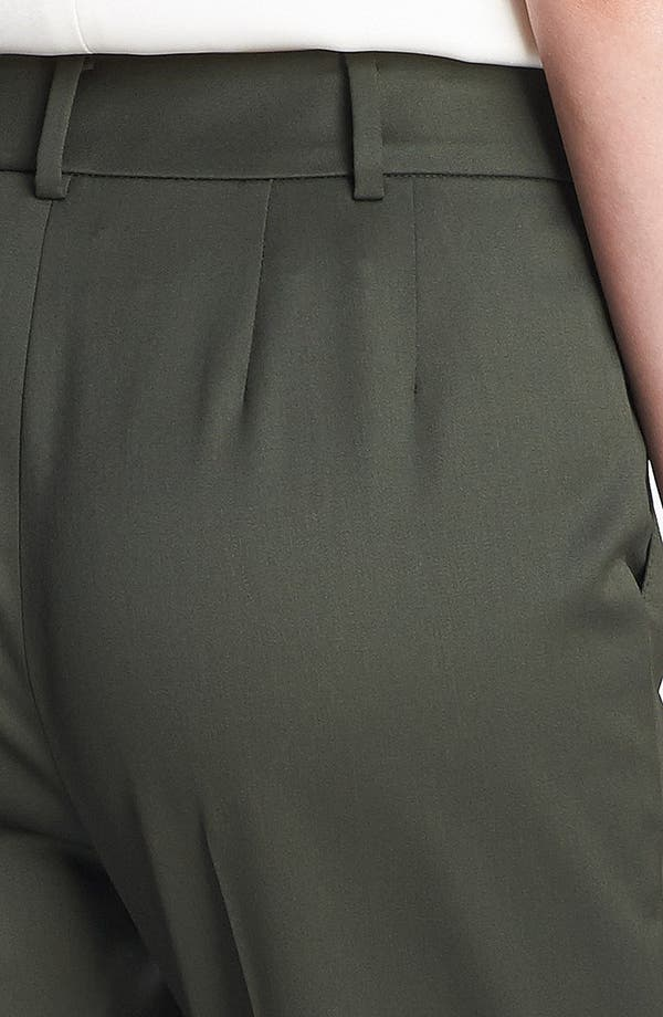 Alternate Image 3  - St. John Collection 'Annabel' Bootcut Venetian Wool Pants
