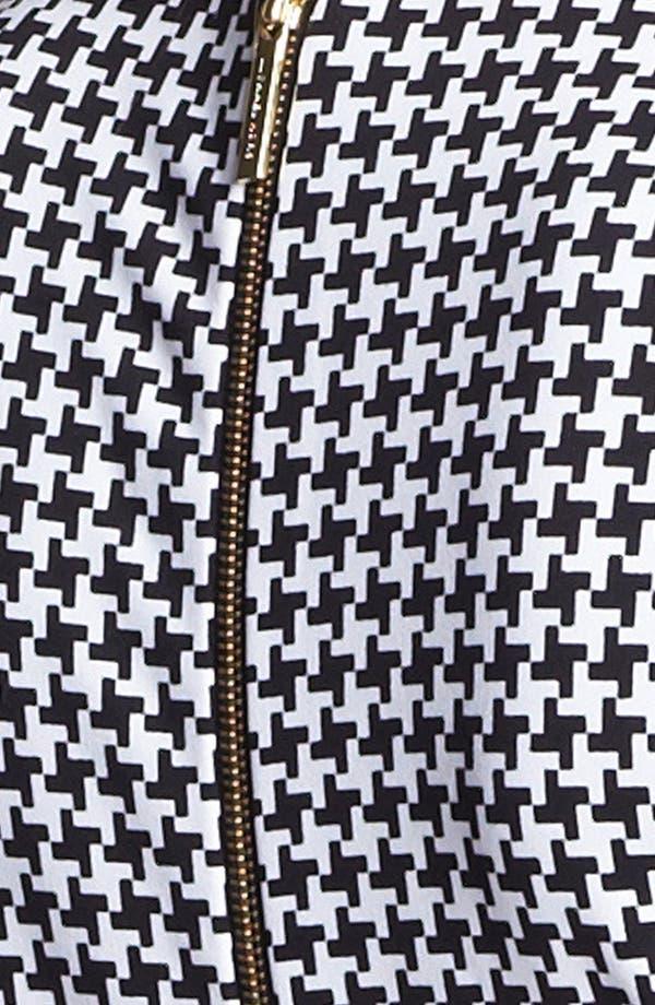 Alternate Image 3  - MICHAEL Michael Kors Contrast Panel Crewneck Dress