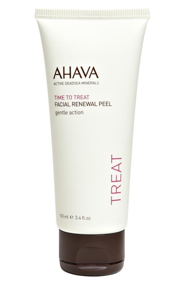 Alternate Image 1 Selected - AHAVA 'Facial Renew' Peel
