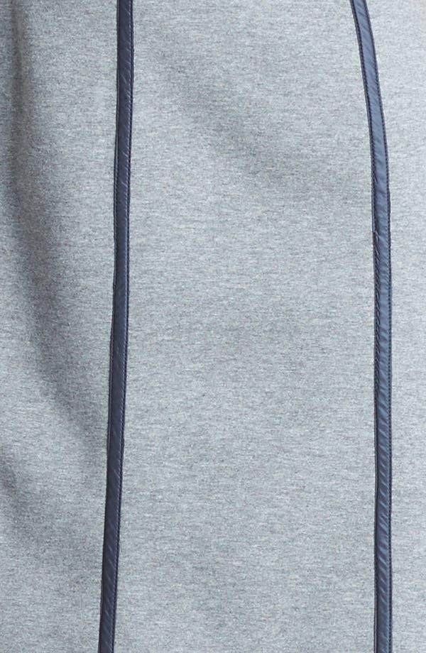 Alternate Image 3  - Theory 'Nevassa' Cotton Blend Dress