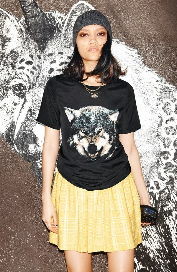 Alternate Image 4  - Like Mynded Wolf Tee