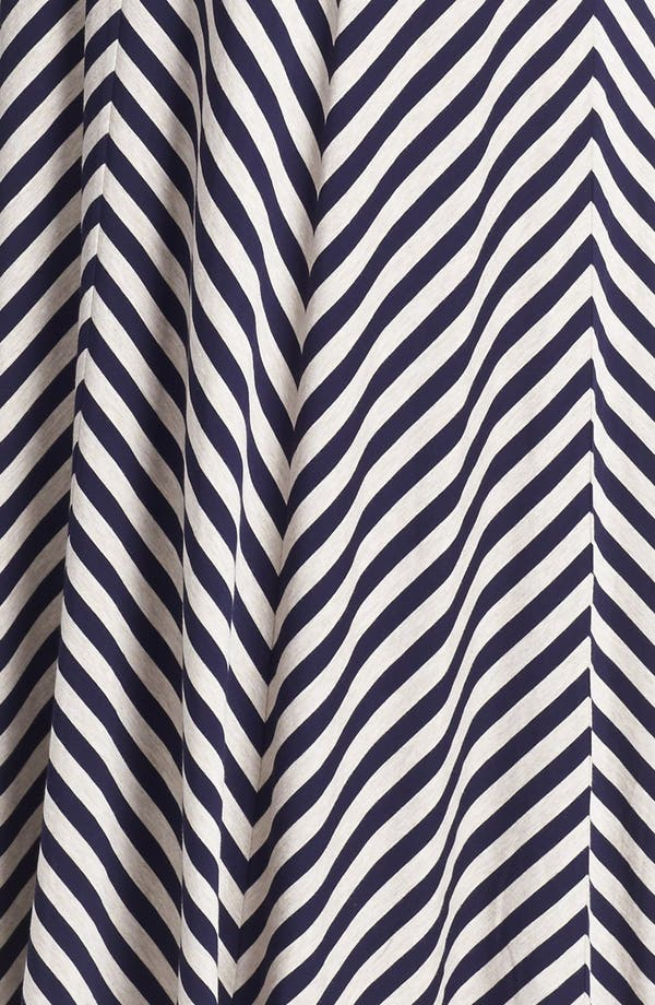 Alternate Image 3  - Calvin Klein Belted Multi Print Jersey Maxi Dress