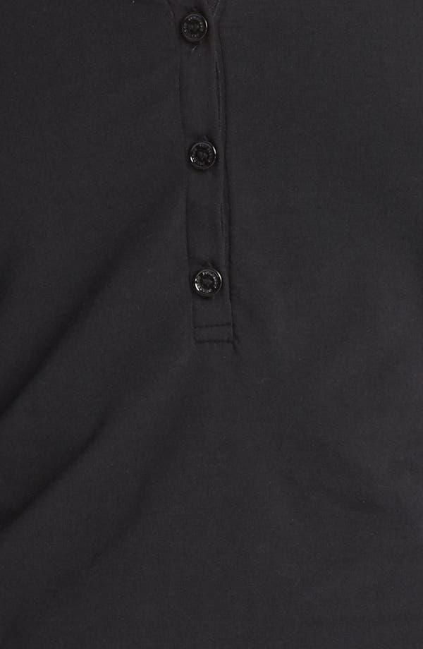 Alternate Image 3  - Burberry Brit Roll Sleeve Top