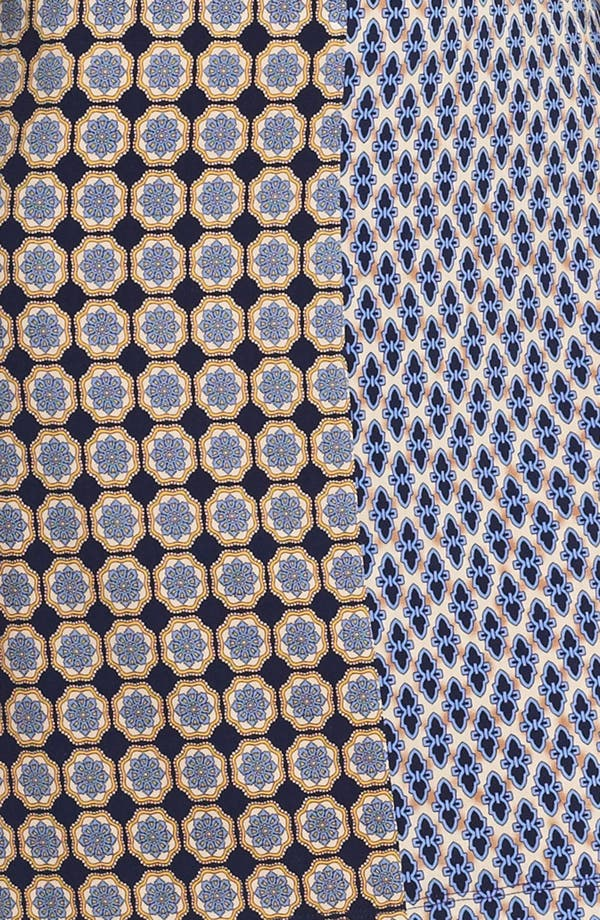 Alternate Image 3  - Isaac Mizrahi New York Print Jersey Shift Dress