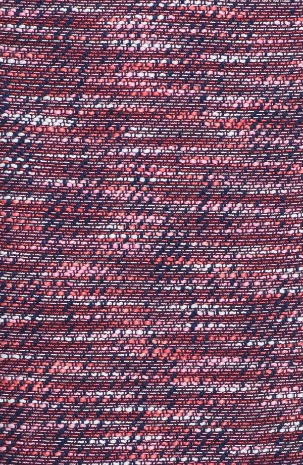 Alternate Image 3  - Halogen® Tweed Pencil Skirt (Petite)