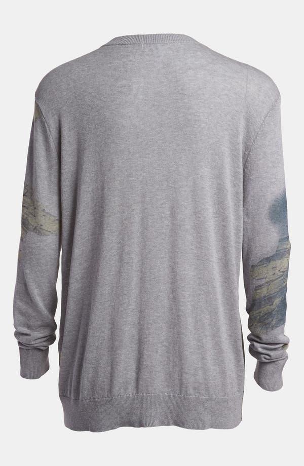 Alternate Image 2  - Leith Digital Sweater