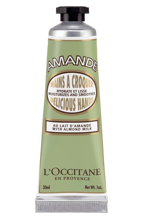 Main Image - L'Occitane 'Almond Delicious' Hand Cream