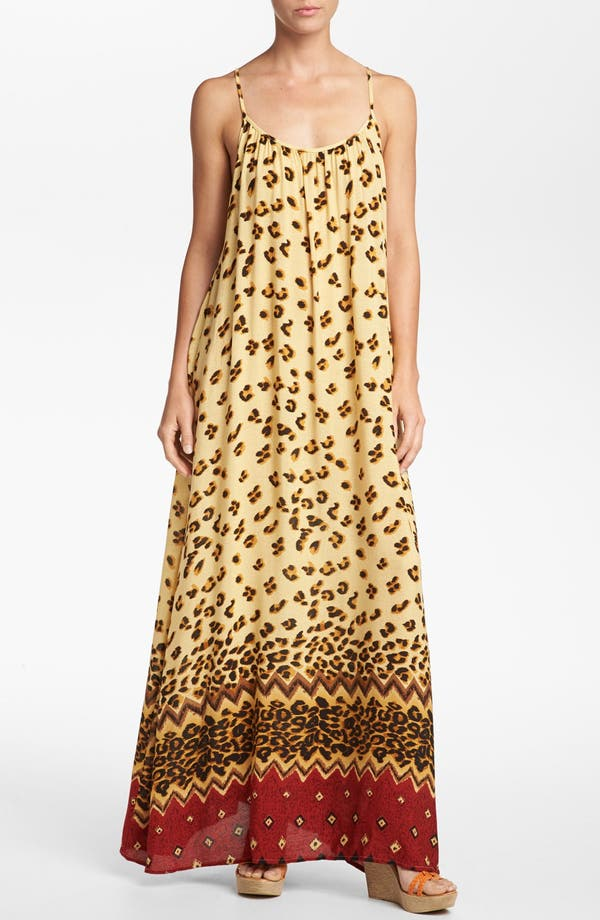 Alternate Image 1 Selected - MINKPINK 'Wild Thing' Maxi Dress