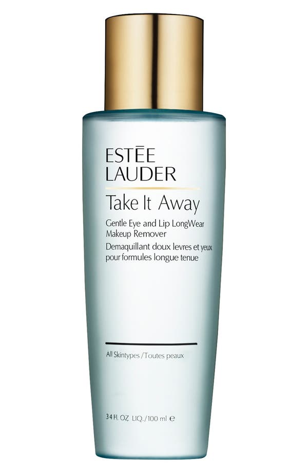 Alternate Image 1 Selected - Estée Lauder Take it Away LongWear Makeup Remover