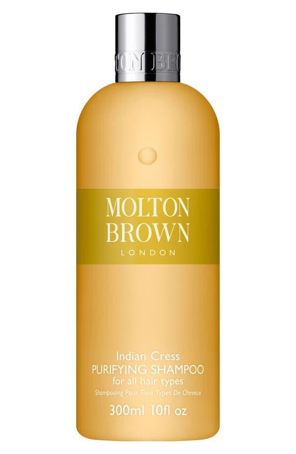 Main Image - MOLTON BROWN London Indian Cress Purifying Shampoo