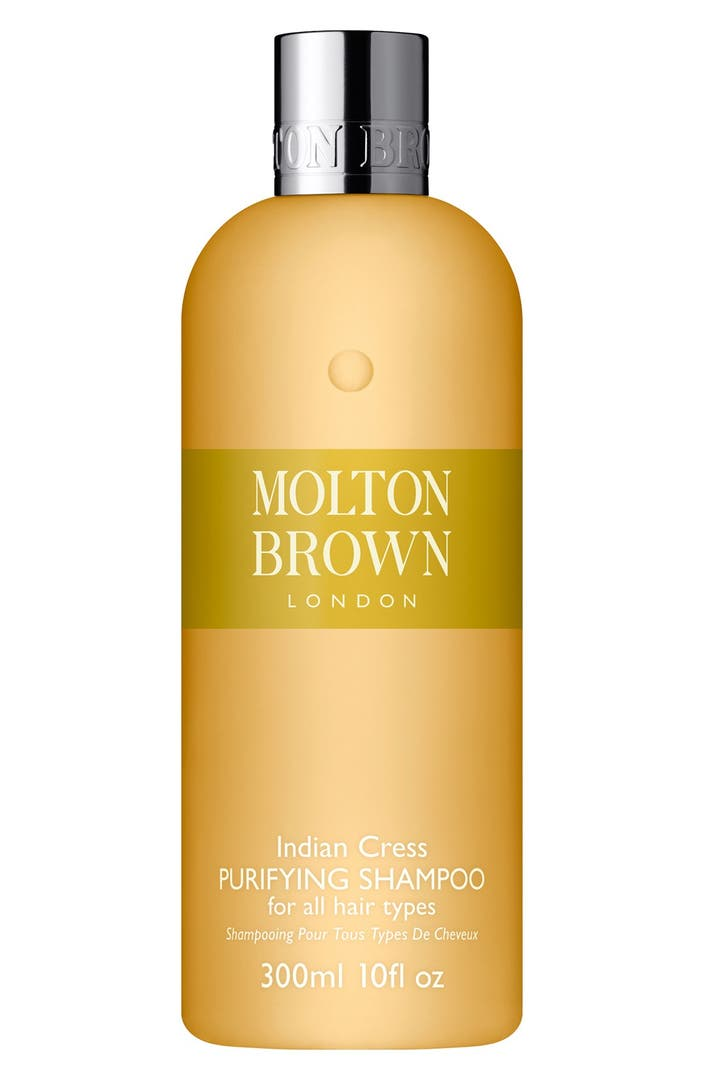 molton brown london indian cress purifying shampoo nordstrom. Black Bedroom Furniture Sets. Home Design Ideas