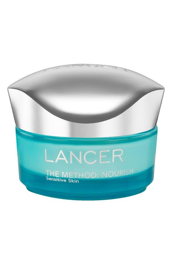Main Image - LANCER Skincare The Method - Nourish Sensitive Skin Moisturizer