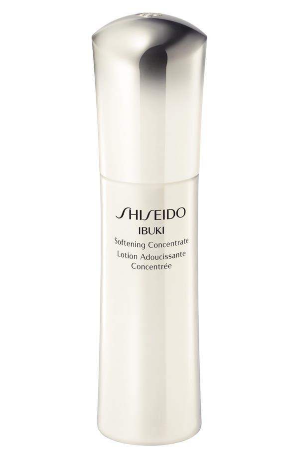 Alternate Image 1 Selected - Shiseido 'Ibuki' Softening Concentrate