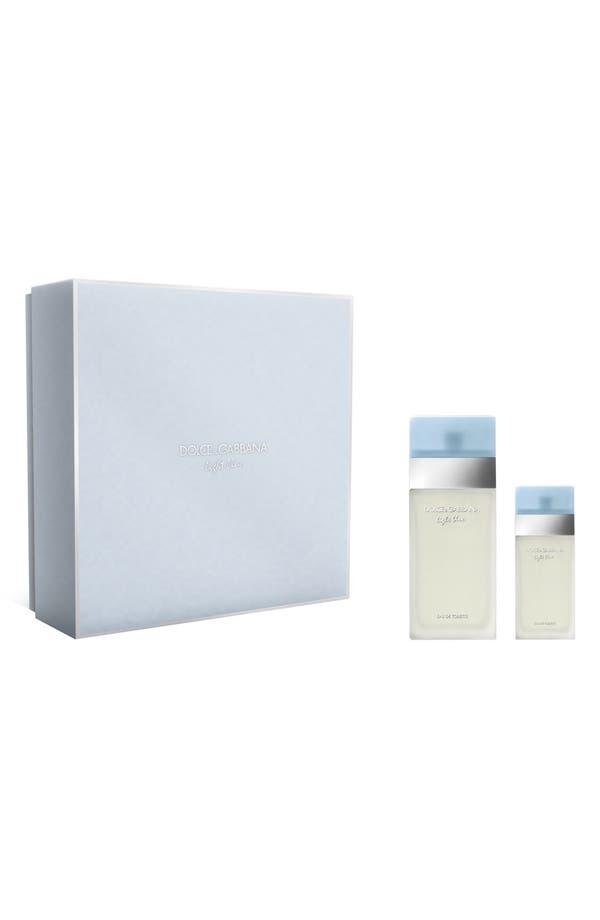 Alternate Image 1 Selected - Dolce&Gabbana Beauty 'Light Blue' Set ($137 Value)