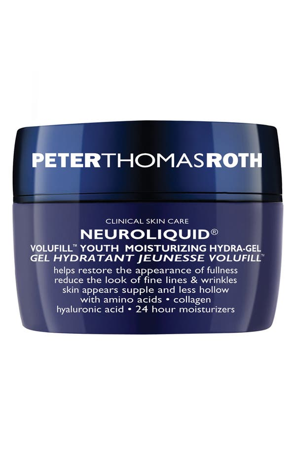 Alternate Image 1 Selected - Peter Thomas Roth 'Neuroliquid® Volufill™' Youth Moisturizing Hydra-Gel