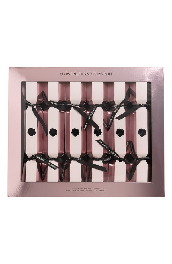 Main Image - Viktor&Rolf 'Flowerbomb' Party Favors (Set of 6)