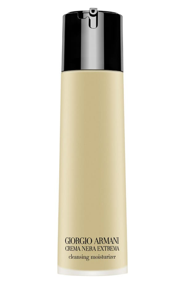 'Crema Nera Extrema' Supreme Balancing Oil-in-Gel Cleansing Moisturizer,                             Main thumbnail 1, color,                             No Color