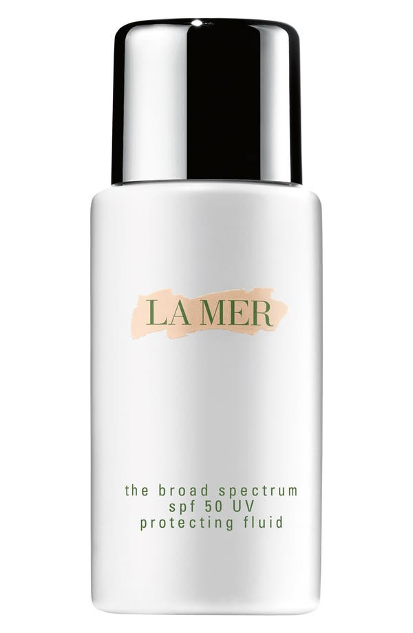 Alternate Image 1 Selected - La Mer The Broad Spectrum SPF 50 Daily UV Protecting Fluid