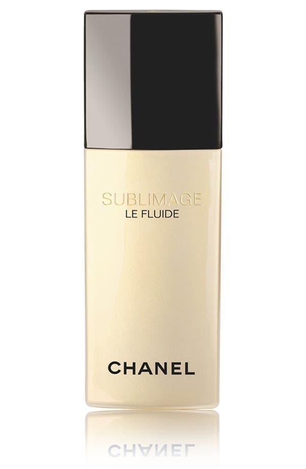 Alternate Image 1 Selected - CHANEL SUBLIMAGE LE FLUIDE  Ultimate Skin Regeneration