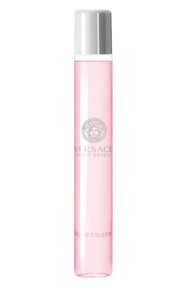 Alternate Image 1 Selected - Versace 'Bright Crystal' Eau de Toilette Rollerball